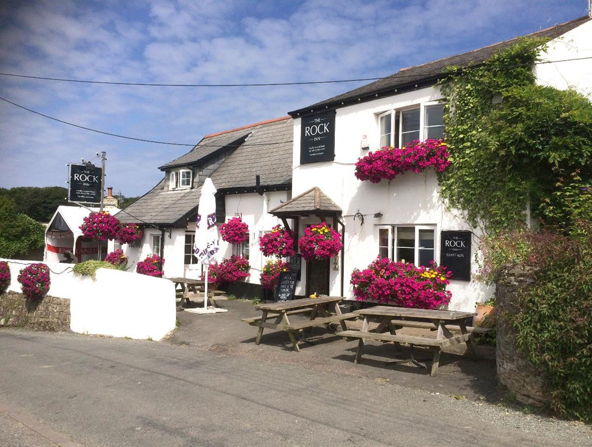 Lovely Rock Inn Public House Georgeham