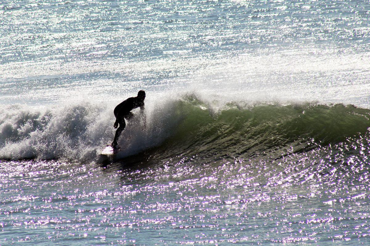 Wonderful surfing nearby at Putsborough, Croyde, Saunton & Woolacombe.